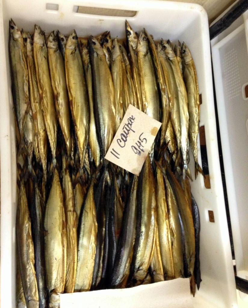 Домашняя рыбка горячего копчения рецепт с фото пошагово - 1000.menu | 1024x824