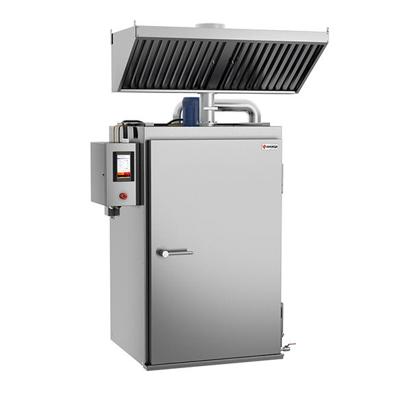 Термокамера для горячего копчения Ижица-Z115 с сенсорной панелью